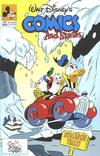 Cover for Walt Disney's Comics and Stories (Disney, 1990 series) #557
