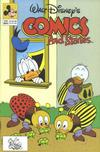 Cover for Walt Disney's Comics and Stories (Disney, 1990 series) #559
