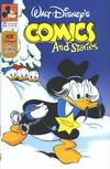 Cover for Walt Disney's Comics and Stories (Disney, 1990 series) #565 [Direct]