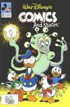 Cover for Walt Disney's Comics and Stories (Disney, 1990 series) #566
