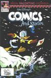 Cover for Walt Disney's Comics and Stories (Disney, 1990 series) #570