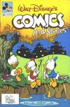 Cover for Walt Disney's Comics and Stories (Disney, 1990 series) #577 [Direct]