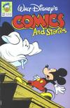 Cover for Walt Disney's Comics and Stories (Disney, 1990 series) #578 [Direct]