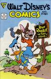 Cover for Walt Disney's Comics and Stories (Gladstone, 1986 series) #516