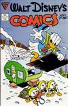 Cover for Walt Disney's Comics and Stories (Gladstone, 1986 series) #517 [Direct]