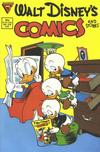 Cover for Walt Disney's Comics and Stories (Gladstone, 1986 series) #518 [Direct]