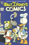 Cover for Walt Disney's Comics and Stories (Gladstone, 1986 series) #522