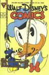Cover for Walt Disney's Comics and Stories (Gladstone, 1986 series) #523