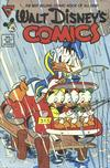 Cover for Walt Disney's Comics and Stories (Gladstone, 1986 series) #524