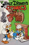 Cover for Walt Disney's Comics and Stories (Gladstone, 1986 series) #529 [Direct]