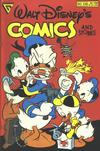 Cover for Walt Disney's Comics and Stories (Gladstone, 1986 series) #536