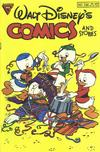 Cover for Walt Disney's Comics and Stories (Gladstone, 1986 series) #538