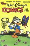 Cover for Walt Disney's Comics and Stories (Gladstone, 1986 series) #541
