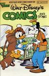 Cover for Walt Disney's Comics and Stories (Gladstone, 1986 series) #544