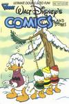 Cover for Walt Disney's Comics and Stories (Gladstone, 1986 series) #547