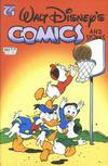 Cover for Walt Disney's Comics and Stories (Gladstone, 1993 series) #593