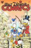 Cover for Walt Disney's Comics and Stories (Gladstone, 1993 series) #v55#4 / 602
