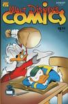 Cover for Walt Disney's Comics and Stories (Gladstone, 1993 series) #604