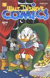 Cover for Walt Disney's Comics and Stories (Gladstone, 1993 series) #608