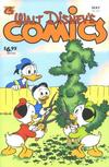 Cover for Walt Disney's Comics and Stories (Gladstone, 1993 series) #612