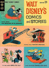 Cover for Walt Disney's Comics and Stories (Western, 1962 series) #v22#12 (264)