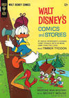 Cover for Walt Disney's Comics and Stories (Western, 1962 series) #v25#7 (295)