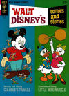 Cover for Walt Disney's Comics and Stories (Western, 1962 series) #v26#10 (310)