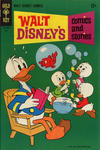 Cover for Walt Disney's Comics and Stories (Western, 1962 series) #v28#10 (334)