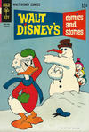 Cover for Walt Disney's Comics and Stories (Western, 1962 series) #v29#5 (341)