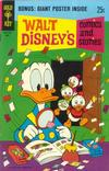 Cover for Walt Disney's Comics and Stories (Western, 1962 series) #v30#7 (355) [Giant Poster Edition]