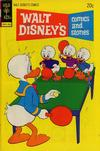 Cover for Walt Disney's Comics and Stories (Western, 1962 series) #v34#6 (402) [Gold Key]