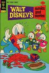 Cover for Walt Disney's Comics and Stories (Western, 1962 series) #v34#11 (407) [Gold Key]
