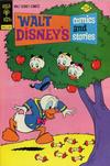 Cover for Walt Disney's Comics and Stories (Western, 1962 series) #v34#12 (408) [Gold Key]