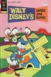 Cover for Walt Disney's Comics and Stories (Western, 1962 series) #v35#4 (412) [Gold Key]