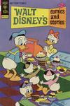 Cover for Walt Disney's Comics and Stories (Western, 1962 series) #v36#2 (422) [Gold Key]