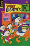 Cover for Walt Disney's Comics and Stories (Western, 1962 series) #v36#10 (430) [Gold Key]