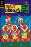 Cover for Walt Disney's Comics and Stories (Western, 1962 series) #v37#5 (437) [Gold Key]