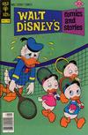Cover for Walt Disney's Comics and Stories (Western, 1962 series) #v37#11 (443) [Gold Key]