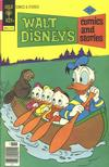 Cover for Walt Disney's Comics and Stories (Western, 1962 series) #v38#2 (446) [Gold Key]