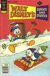 Cover for Walt Disney's Comics and Stories (Western, 1962 series) #v38#6 / 450 [Gold Key]