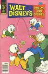 Cover for Walt Disney's Comics and Stories (Western, 1962 series) #v38#10 / 454
