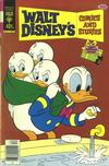 Cover for Walt Disney's Comics and Stories (Western, 1962 series) #v39#3 / 459 [Gold Key]