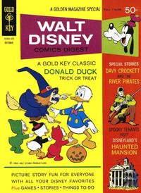 Cover Thumbnail for Walt Disney Comics Digest (Western, 1968 series) #16