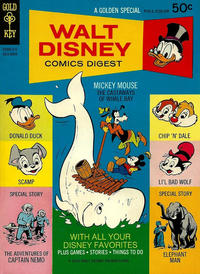 Cover Thumbnail for Walt Disney Comics Digest (Western, 1968 series) #26