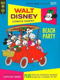 Cover Thumbnail for Walt Disney Comics Digest (Western, 1968 series) #36