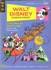 Cover Thumbnail for Walt Disney Comics Digest (Western, 1968 series) #38