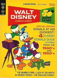 Cover Thumbnail for Walt Disney Comics Digest (Western, 1968 series) #44 [Gold Key]