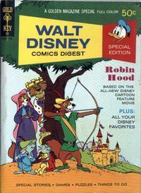 Cover Thumbnail for Walt Disney Comics Digest (Western, 1968 series) #47