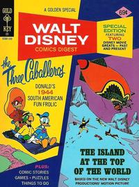 Cover Thumbnail for Walt Disney Comics Digest (Western, 1968 series) #51