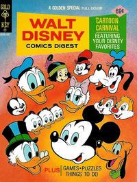 Cover Thumbnail for Walt Disney Comics Digest (Western, 1968 series) #56